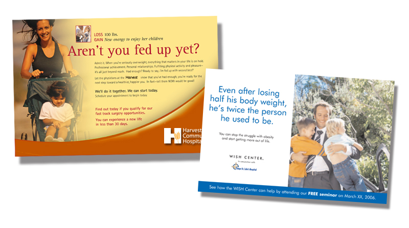 Bariatric Consumer Direct Mail